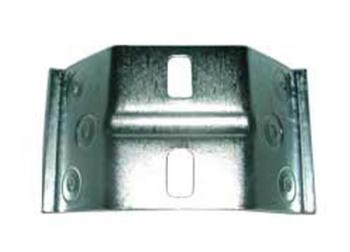 Piastra angolare fissaggio Gambe tavolo in Ferro 90 x 130 mm