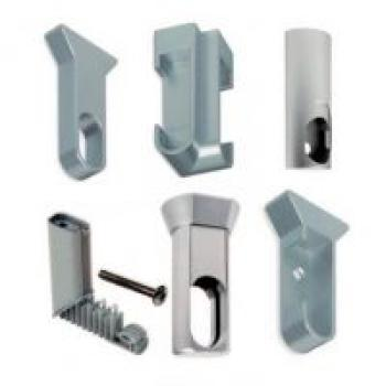 Tubi e supporti per armadi e mobili accessori ferramenta for Tapparelle per cabina