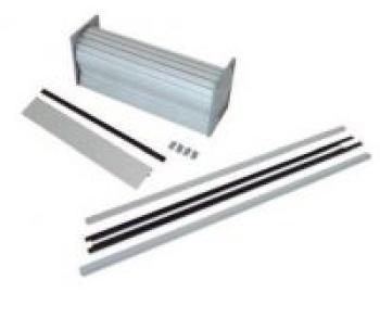 Sistemi per ante scorrevoli accessori per mobili e armadi - Kit serrandina per mobili ...