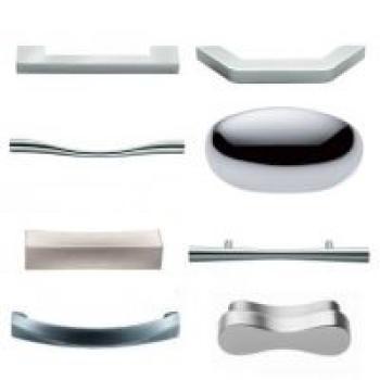 Maniglie e pomoli per mobili e cucine arredo casa - Maniglie quadrate per mobili ...