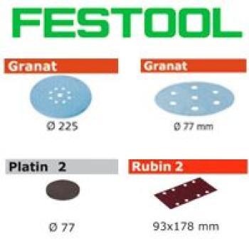 Rotolo abrasivo Festool GRANAT SOFT P 600 115 x 25 M