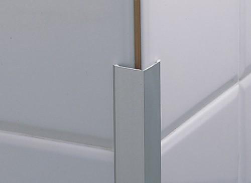 Paraspigoli profili angolari in alluminio - Finestre alluminio anodizzato ...