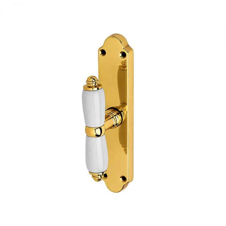 Maniglie per porte e finestre serie raphael becchetti bal - Maniglia porta finestra ...