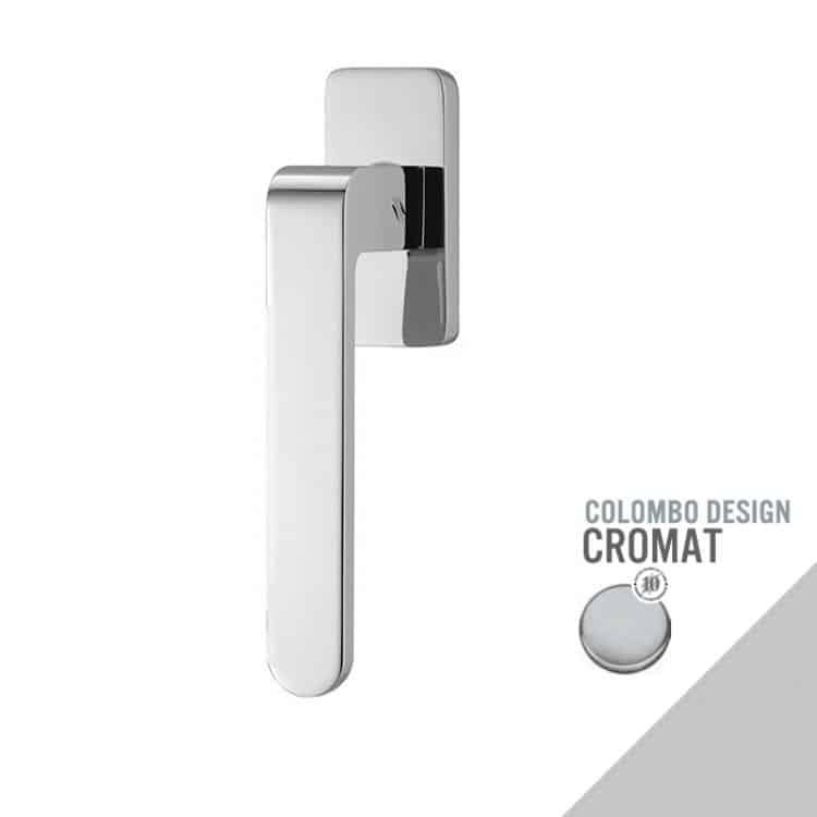 Colombo design world maniglia fedra mantellina dk per for Prezzi maniglie colombo