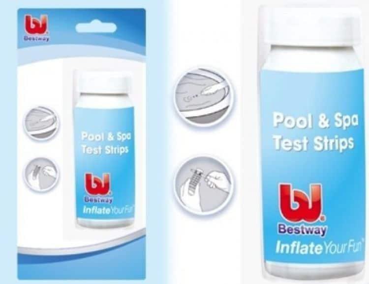Strisce misuratore 3 in 1 ph cloro alcalino bestway - Misuratore ph piscina ...