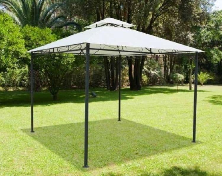 Gazebo e ombrelloni da esterno - Pergola giardino ...