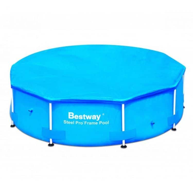 Telo copripiscina steel frame 305 cm bestway tuttoferramenta for Bestway piscine catalogo