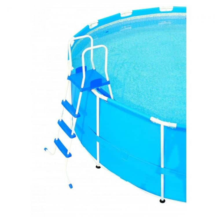 Scaletta per piscina 122 cm bestway tuttoferramenta for Bestway piscine catalogo
