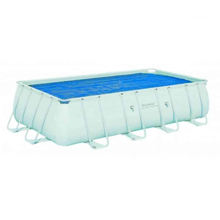 Telo superiore con isolamento per piscina 375 x 175 cm for Bestway piscine catalogo