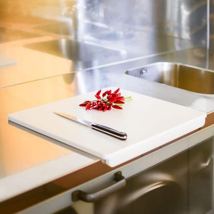Taglieri da cucina in corian - Tuttoferramenta.it