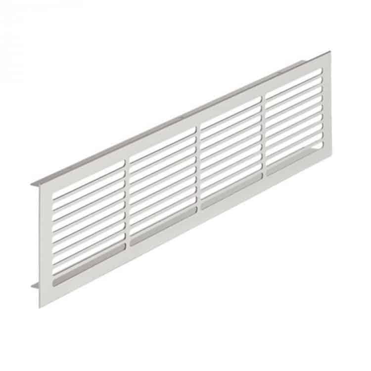 Griglie aerazione 400 x 86 alluminio - Ventilazione cucina ...