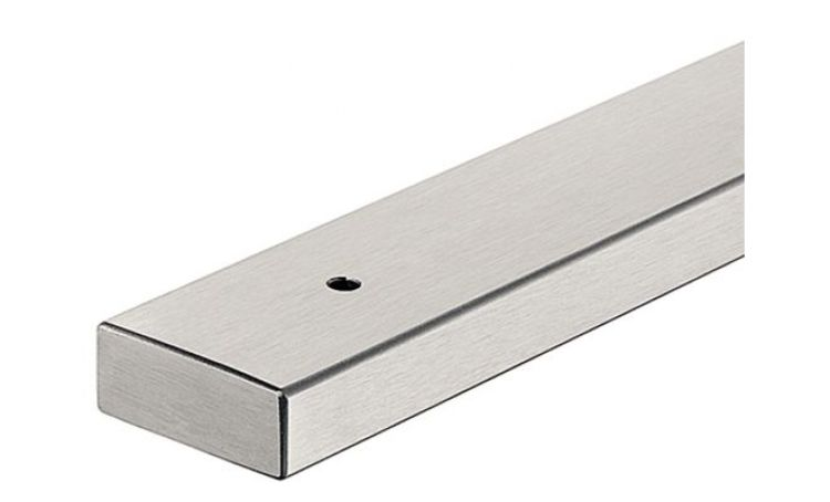 Piedino per mobile altezza 20 x 100 mm acciaio inox portata 80 kg tuttoferramenta - Piedini per mobili design ...
