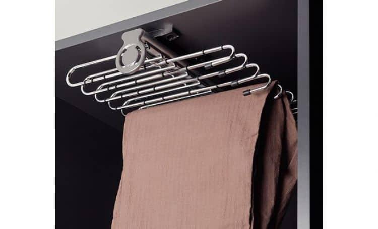 Portacravatte portapantaloni accessori per armadio - Portacravatte per armadi ...