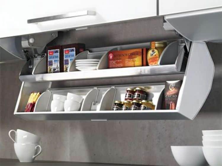 pensili cucina estraibile sottopensile - accessori cucina ... - Cestelli Estraibili Per Cucine