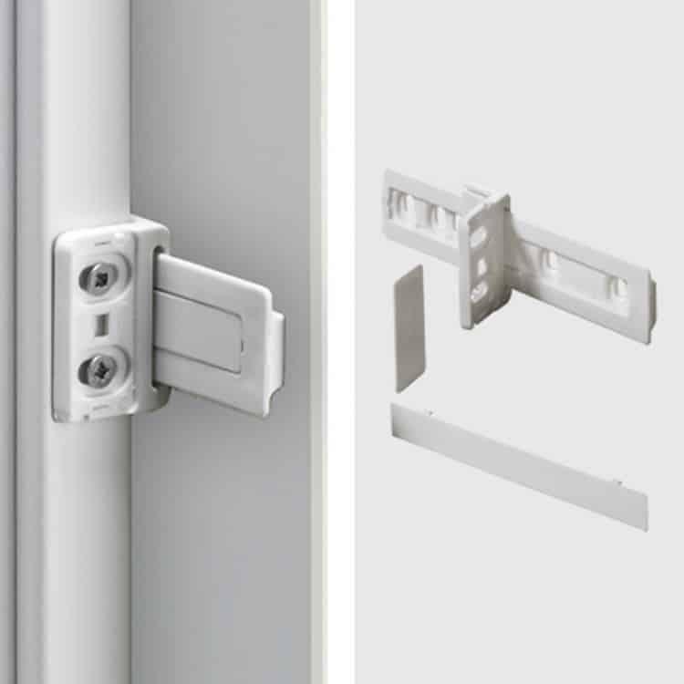 Cerniere anta frigoriferi accessori casa - Mobili per elettrodomestici da incasso ...