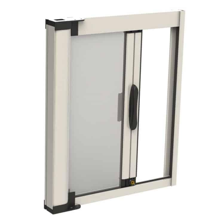 Zanzariera per finestra orizzontale in kit 1400 x 2500 - Zanzariera finestra prezzo ...