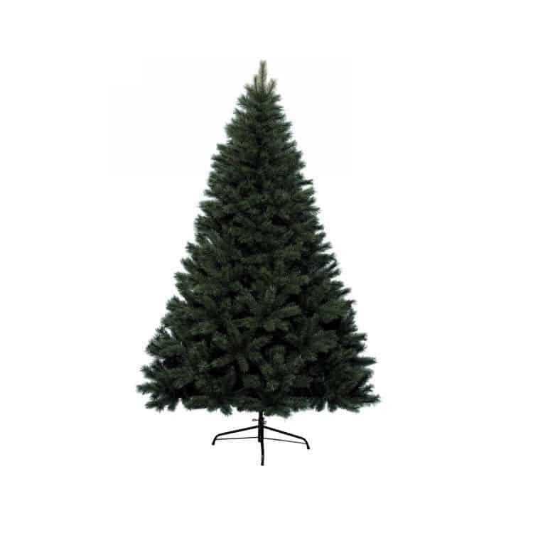 Albero di natale pino canada 210 cm verde for Leroy merlin albero di natale