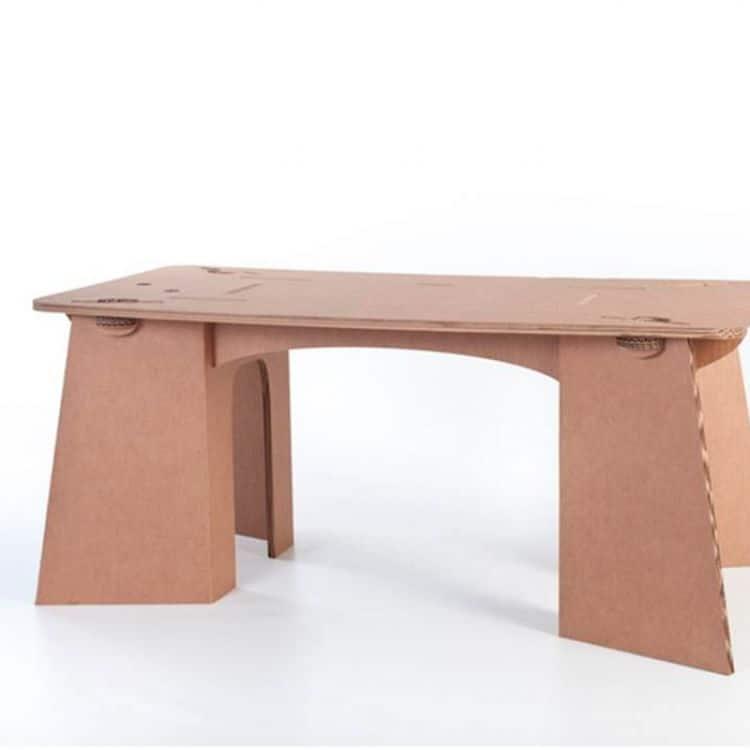 Arredi e mobili di cartone for Arredi in cartone