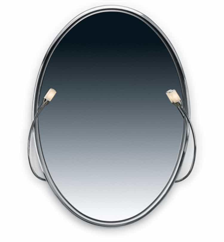 Specchio daqva k6153 valli arredobagno - Valli arredobagno ...