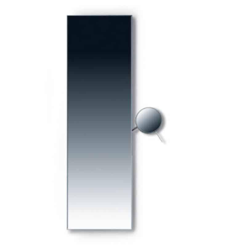 Specchio moderno per bagno oya k8122 valli arredobagno for Specchio bagno moderno