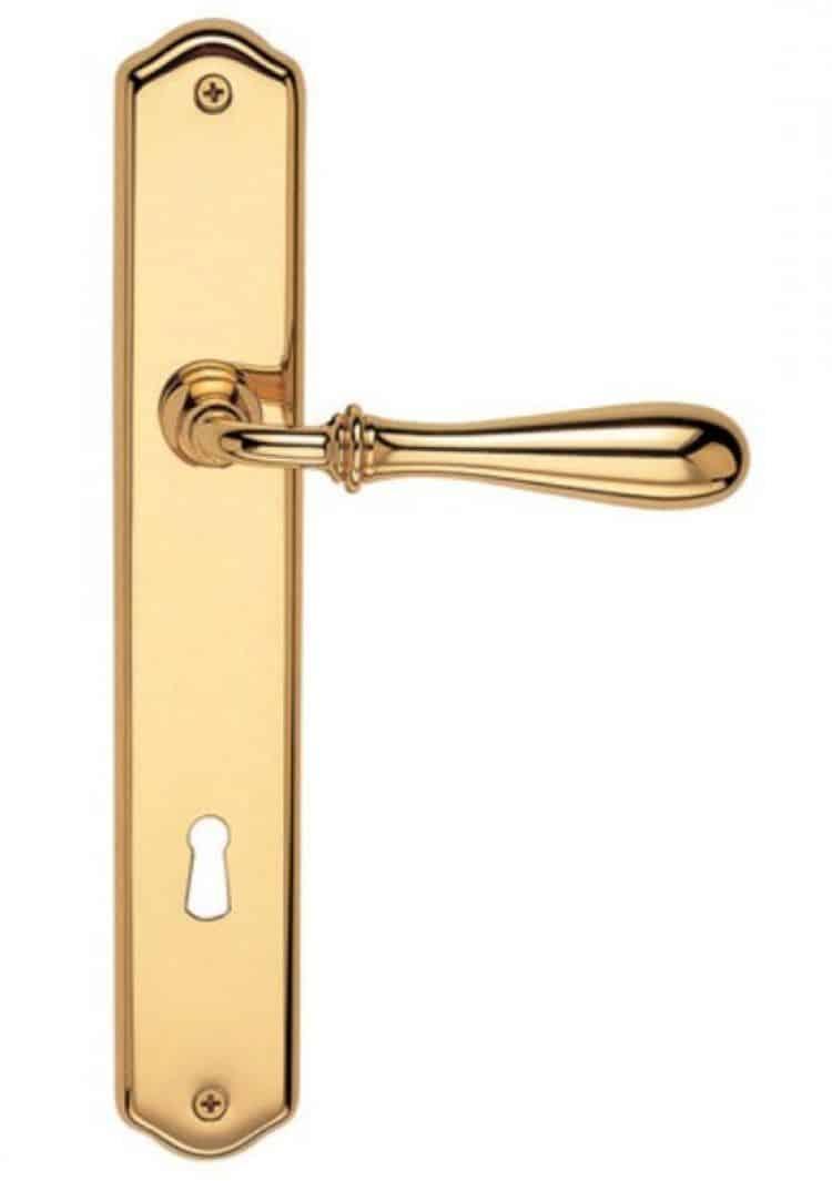 Maniglie per porte e finestre h 1004 serie antares - Maniglie porte e finestre ...