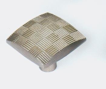 Pomolo per mobile  in Stagno rustico 29mm