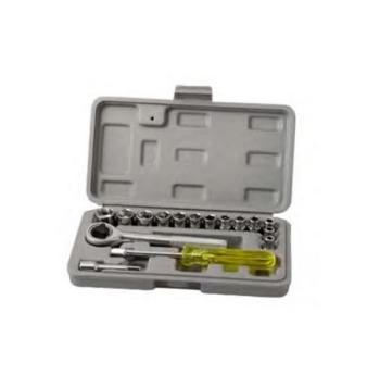 Set chiave bussola 16 pezzi 1/4'' carbonio