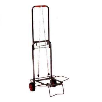 Carrello pieghevole porta bagagli portata 45 kg