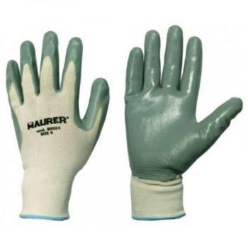 Guanto Maurer glovex in nitrile-nylon taglia 10