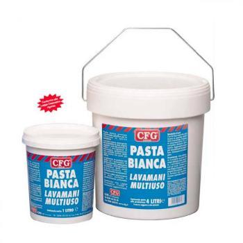 Pasta lavamani professionale Bianca 1 KG multiuso