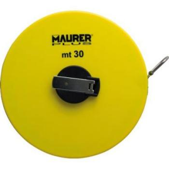 Rotella metrica fibra vetro Expert MAURER metri 20