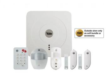 Sistemi di allarme Smartphone Alarm Camera Yale SR-3200i