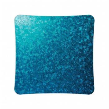 Griglia Aerazione Design AirDecor Alba diametro supporto a muro 120 mm Sale verde