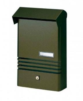 Cassetta Postale Alubox XE 20x30x6 cm Alluminio Ghisa