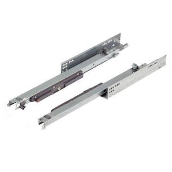 Guide per Cassetti 760H4500M MOVENTO per TIP-ON BLUMOTION 450 mm