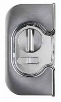 Maniglia per porta scorrevole Colombo Design maniglia e serrature per porte scorrevoli Cromo