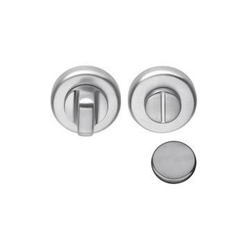 Nottolino tondo CD69-BZG Colombo Design per porta finitura Zirconium