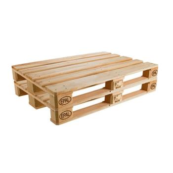 Kit 2 Pallet in legno EPAL 800 x 1200 mm Nuovo