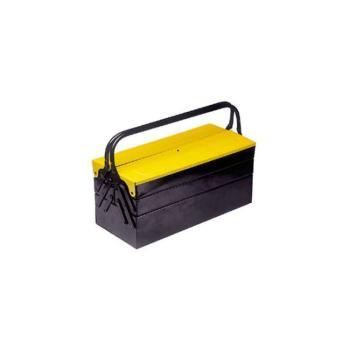 Maurer Cassetta portautensili in metallo 5 scomparti L45xP20xH20