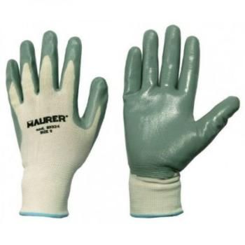 Guanto Maurer glovex in nitrile-nylon taglia 9