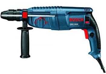 Trapano martello perforatore GBH 2600 DFR + Valigia Bosch BOSCH