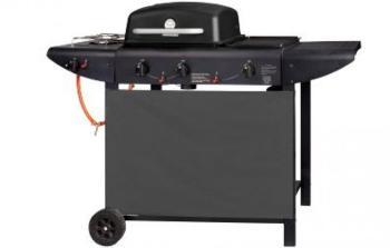 """BARBECUE GAS modello """"Waco"""" dimensioni 139 X 57,5 X 96H cm PAPILLON"""
