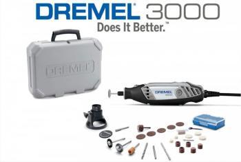 Multiutensile 3000 con 25 accessori Dremel - Bosch