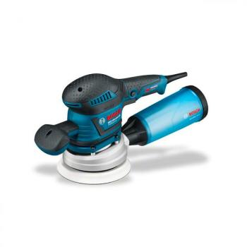 Levigatrice rotoorbitale Bosch GEX 125-150 AVE Professional
