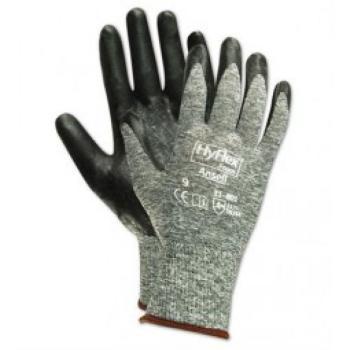 Guanto Hyflex nylon palmo nitrile taglia 8
