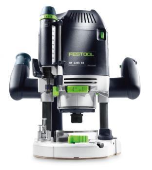 Festool Fresatrice verticale OF 2200 EB - Set