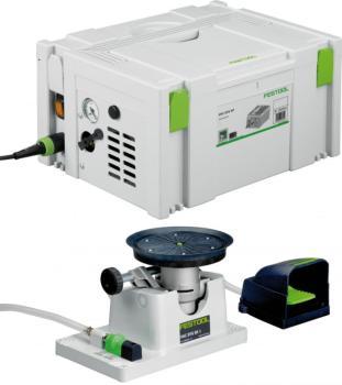 Festool Pompa per vuoto e unità di bloccaggio VAC SYS Set SE 1