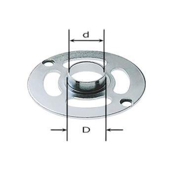 Anello a copiare Festool KR-D 13,8/OF 900 per il sistema di giunzione Festool VS 600