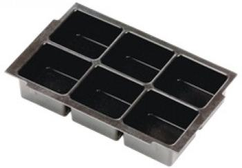 Festool Inserto sottofondo estraibile TZE - 6 SYS - MINI