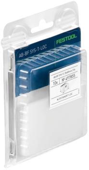 Festool Coperchio AB - BF SYS TL 55 x 85 mm / 10